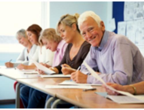 L'istruzione dopo i 50 anni è un fattore di protezione contro l'espressione dei sintomi della demenza