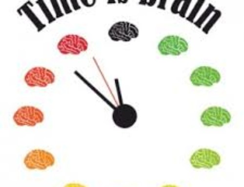 Il tempo conta! Diamo priorità alla salute del nostro cervello!